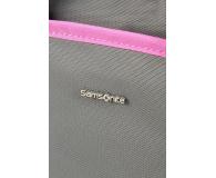"""Samsonite Nefti 15.6"""" Rock Grey/Fuchsia  - 410393 - zdjęcie 6"""