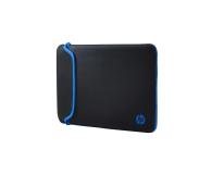 """HP Sleeve Chroma 14"""" (czarny-niebieski) - 409163 - zdjęcie 1"""
