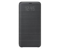 Samsung LED View Cover do Galaxy S9+ Black - 405921 - zdjęcie 1