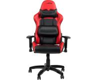 SpeedLink REGGER Gaming Chair (Czerwono-Czarny) - 410876 - zdjęcie 2