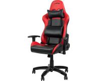 SpeedLink REGGER Gaming Chair (Czerwono-Czarny) - 410876 - zdjęcie 1