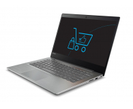 Lenovo Ideapad 320s-14 i3-7130U/8GB/240+1000 Szary  - 406979 - zdjęcie 1
