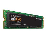 Samsung 250GB M.2 SATA SSD 860 EVO - 406981 - zdjęcie 3