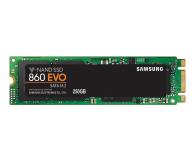 Samsung 250GB M.2 SATA SSD 860 EVO - 406981 - zdjęcie 1