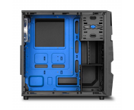 Sharkoon VG5-W Blue - 407510 - zdjęcie 4