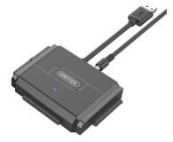 Unitek Mostek USB 3.0 do SATA II i IDE - 408410 - zdjęcie 1