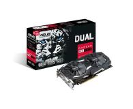 ASUS Radeon RX 580 Dual 8GB GDDR5 - 415303 - zdjęcie 1