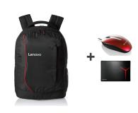 Lenovo plecak B3055 + mysz + podkładka - 412510 - zdjęcie 1