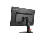 Lenovo ThinkVision P24h czarny - 411720 - zdjęcie 6