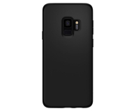 Spigen Liquid Crystal do Galaxy S9 Matte Black - 417813 - zdjęcie 3