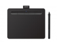 Wacom Intuos BT S Pen i Bluetooth czarny - 413271 - zdjęcie 1