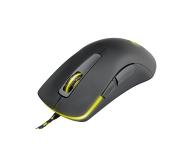 Xtrfy M1 NiP (czarna, Yellow LED, 4000dpi)  - 416674 - zdjęcie 2