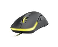 Xtrfy M1 NiP (czarna, Yellow LED, 4000dpi)  - 416674 - zdjęcie 3