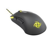 Xtrfy M1 NiP (czarna, Yellow LED, 4000dpi)  - 416674 - zdjęcie 4