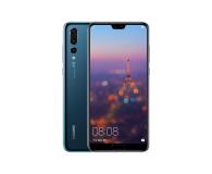 Huawei P20 Pro Dual SIM 128GB Granatowy  - 415102 - zdjęcie 1