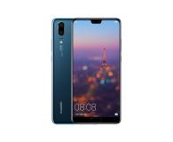 Huawei P20 Dual SIM 128GB Niebieski - 415061 - zdjęcie 1