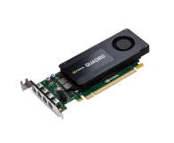 PNY Quadro K1200 DP 4GB GDDR5 - 421018 - zdjęcie 3