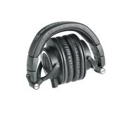 Audio-Technica ATH-M50X Czarny - 413144 - zdjęcie 4