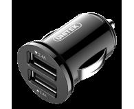 Unitek Ładowarka samochodowa 2 x USB 4,8A 24W - 413663 - zdjęcie 1