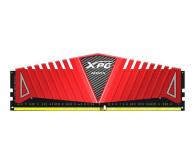 ADATA 8GB 3000MHz XPG Z1 Red CL16 - 423956 - zdjęcie 1