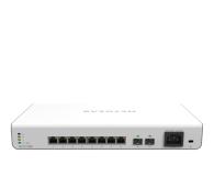 Netgear 10p GC510PP Smart Cloud(8x100/1000Mbit 2xSFP) PoE+ - 409504 - zdjęcie 1