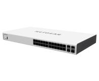 Netgear 28p GC728XP Smart (24x1000Mbit 2xSFP 2xSFP+) PoE+ - 409509 - zdjęcie 3