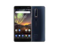 Nokia 6.1 Dual SIM granatowo-złoty + VR  - 443683 - zdjęcie 2