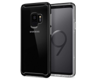 Spigen Neo Hybrid Crystal do Galaxy S9 Midnight Black  - 424923 - zdjęcie 1