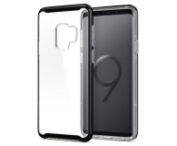 Spigen Neo Hybrid Crystal do Galaxy S9 Midnight Black  - 424923 - zdjęcie 2