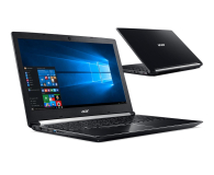 Acer Aspire 7 i7-8750H/8GB/240+1000/Win10 GTX1050Ti FHD