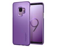 Spigen Thin Fit do Galaxy S9 Lilac Purple  - 424826 - zdjęcie 1