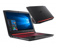Acer Nitro 5 i7-8750H/16GB/240+1000/Win10 GTX1050Ti FHD - 434880 - zdjęcie 1