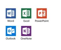 Microsoft Office 2016 dla Użytk. Domowych i Małych Firm  - 260266 - zdjęcie 2