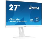 iiyama XUB2792QSU biały - 425457 - zdjęcie 2