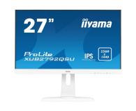 iiyama XUB2792QSU biały - 425457 - zdjęcie 9