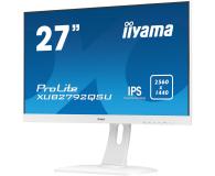 iiyama XUB2792QSU biały - 425457 - zdjęcie 4