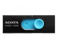 ADATA 32GB UV220 czarno-niebieski - 425746 - zdjęcie 1