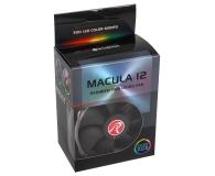 Raijintek Macula 12 Rainbow LED RGB 120mm (3set)  - 424066 - zdjęcie 6