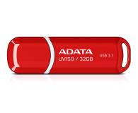 ADATA 32GB DashDrive UV150 czerwony (USB 3.1)  - 425777 - zdjęcie 1
