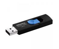 ADATA 128GB UV320 czarno-niebieski  - 425787 - zdjęcie 2