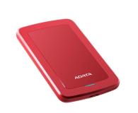 ADATA HV300 2TB USB 3.1 Czerwony - 427331 - zdjęcie 3