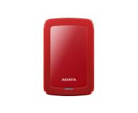 ADATA HV300 2TB USB 3.1 Czerwony - 427331 - zdjęcie 1