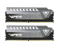 Patriot 8GB 2666MHz Viper Elite Gray CL16 (2x4GB) - 427698 - zdjęcie 1