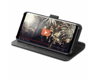 Spigen Wallet S do Galaxy S9+ Black  - 424914 - zdjęcie 3