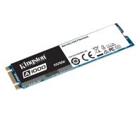 Kingston 960GB M.2 2280 A1000 PCIe  - 421963 - zdjęcie 2
