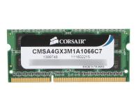Corsair 4GB 1066MHz Mac Memory CL7 1.5V - 420753 - zdjęcie 1