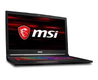 MSI GE73 i7-8750H/8GB/1TB+128/Win10 GTX1060 120Hz  - 422275 - zdjęcie 8