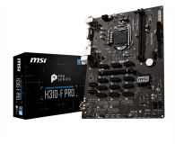 MSI H310-F PRO - 422489 - zdjęcie 1