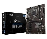 MSI H310-A PRO - 422508 - zdjęcie 1