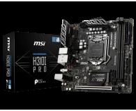 MSI H310I PRO - 422509 - zdjęcie 1